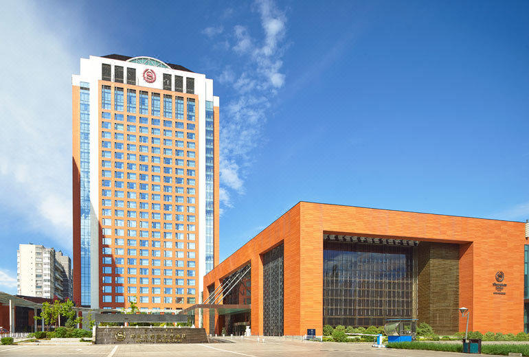 Sheraton Hohhot Hotel Over view